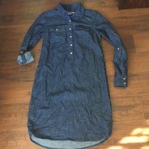 Tommy Hilfiger Chambray Dress